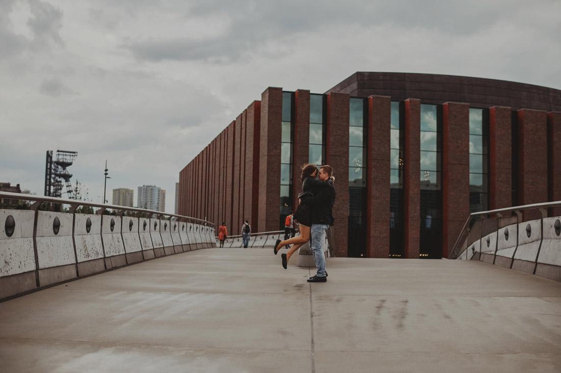 sesja narzeczeńska Katowice