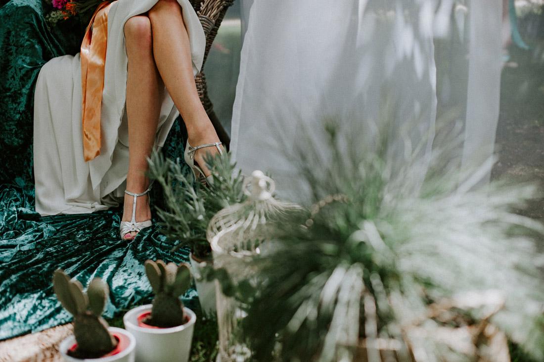 przyjęcie weselne ślubne w ogrodzie