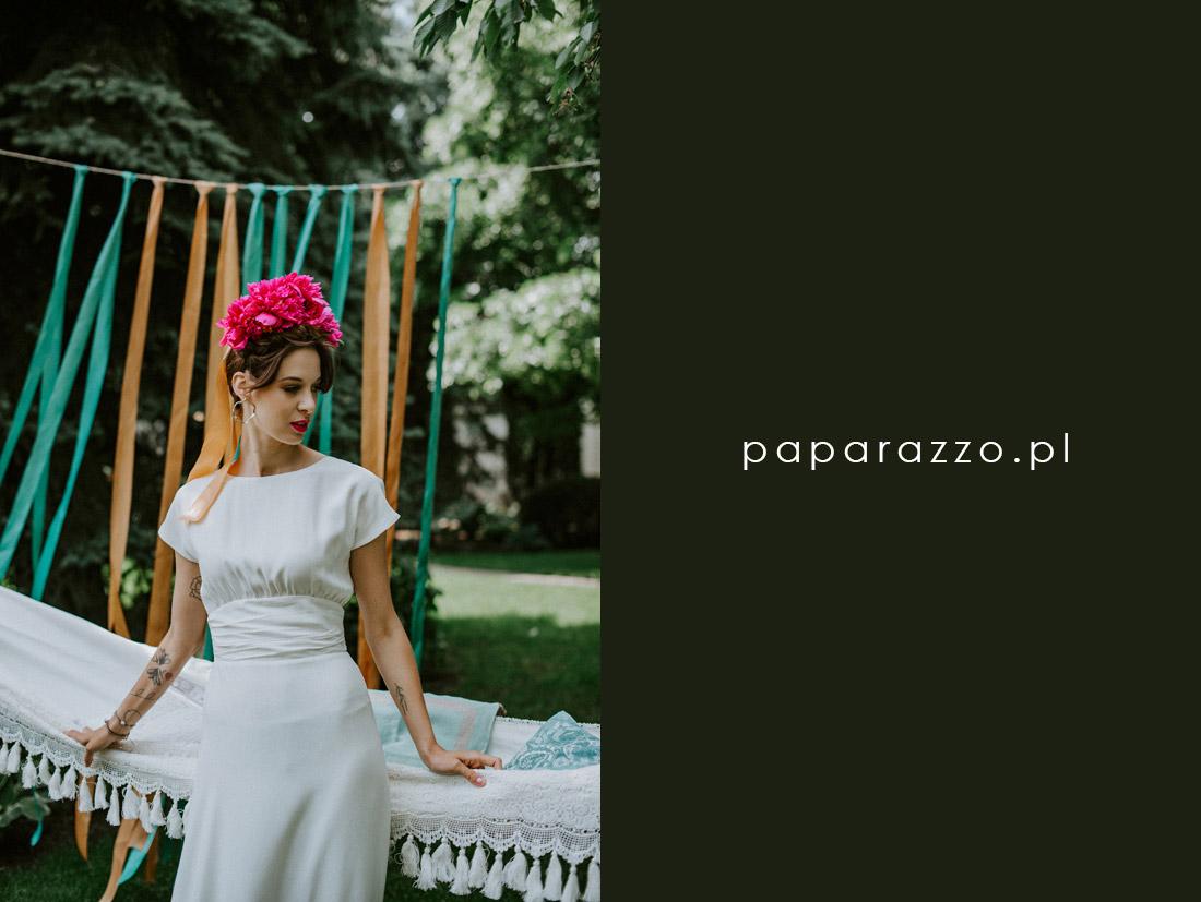 przyjęcie ślubne w ogrodzie Warszawa