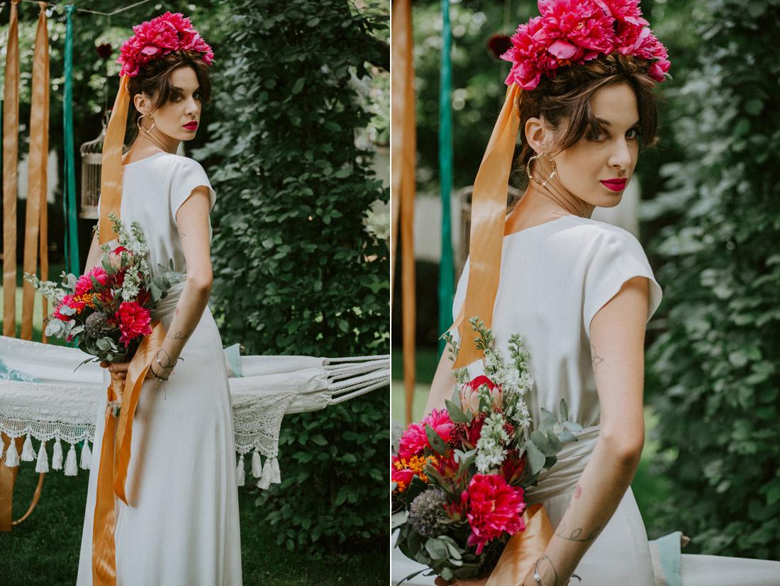 ślub wesele w plenerze Warszawa
