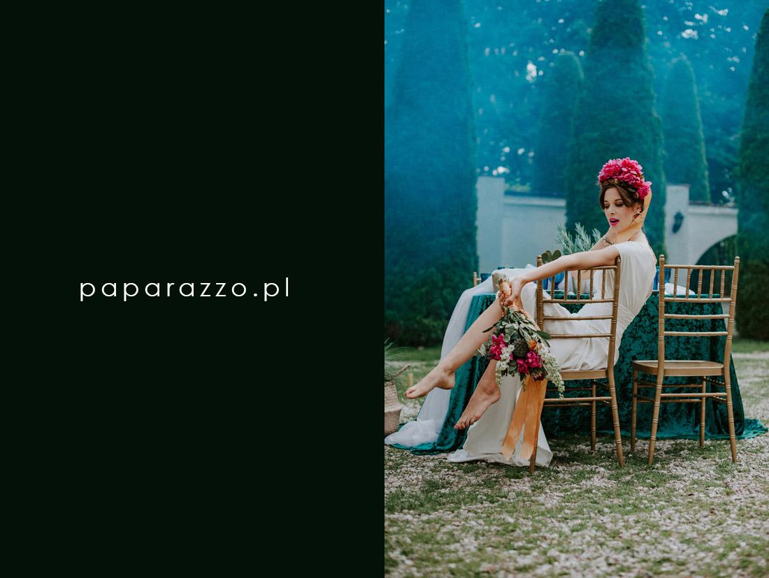 przyjęcie ślubne w plenerze Warszawa