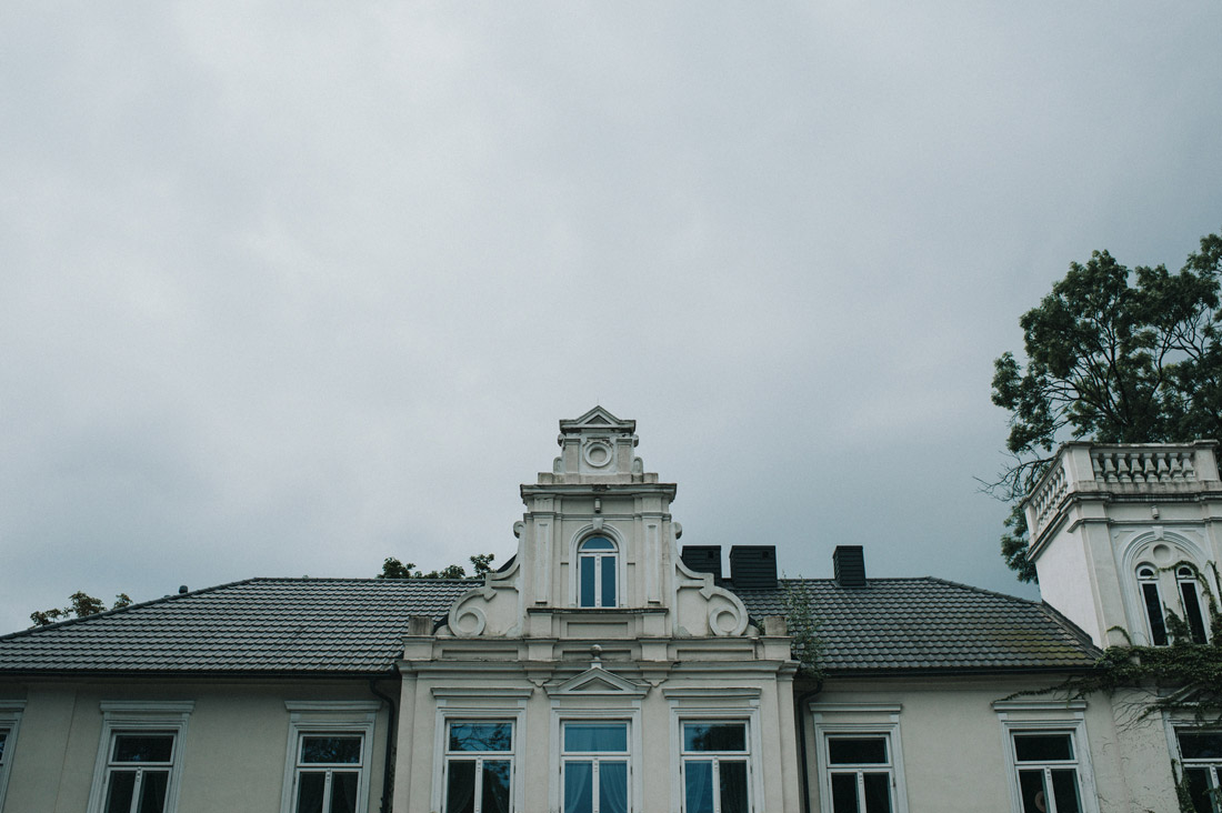 Pałac w Pstrokoniach