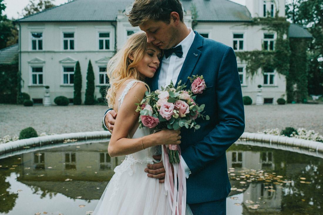 ślub w Pałacu w Pstrokoniach łódzkie