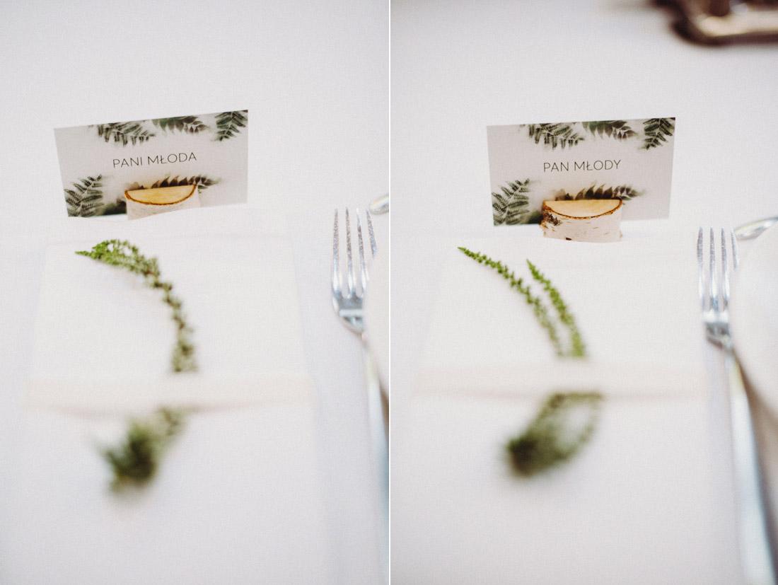 papeteria ślubna Projekt Ślub