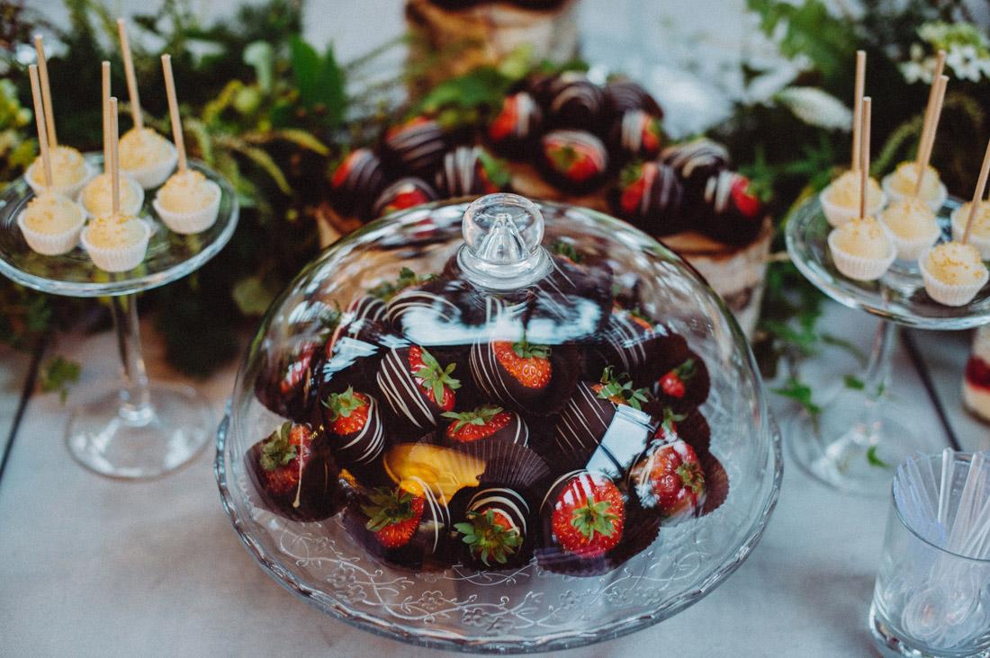 słodki stół Cukiernia Szorski
