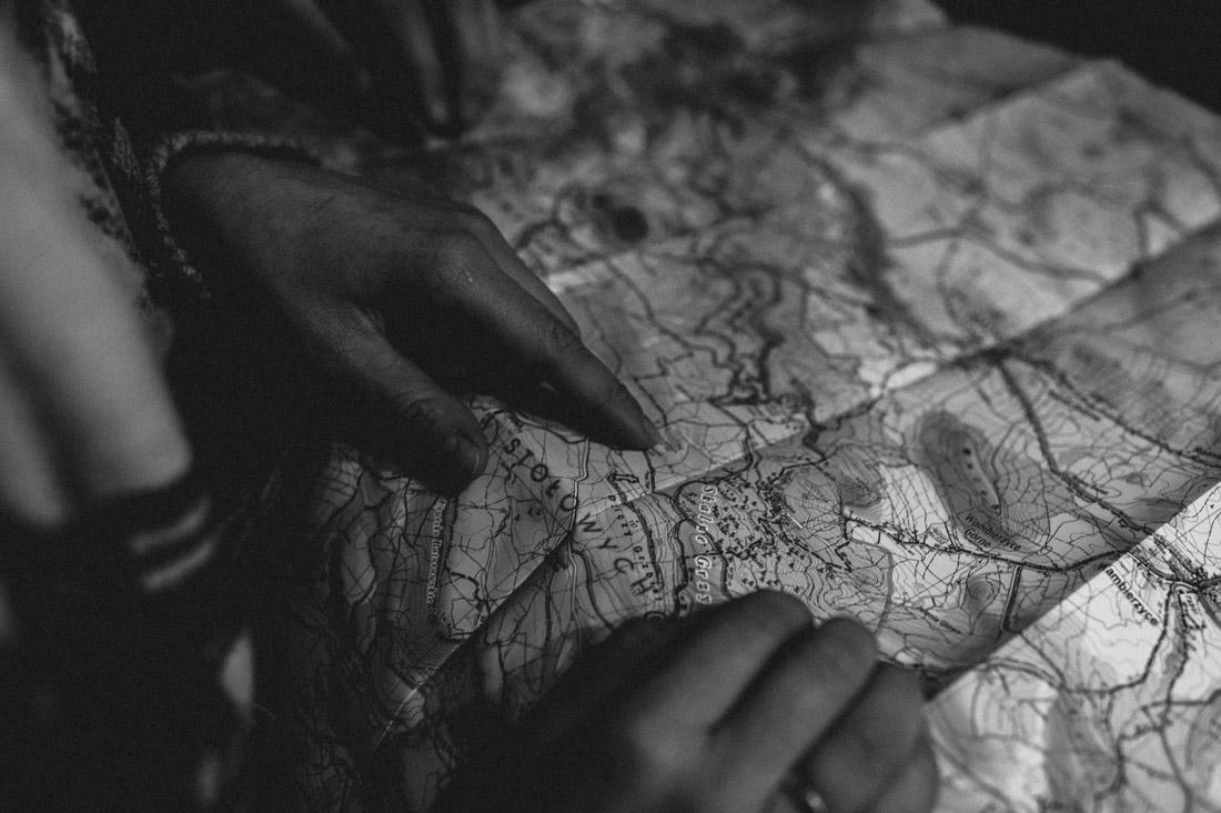 góry stołowe mapa