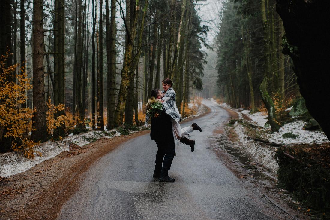zdjęcia ślubne Pasterka
