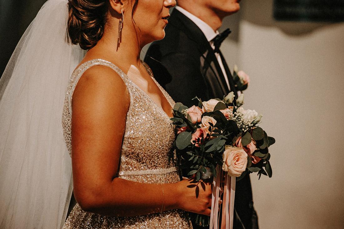 suknia Ślubna Tesoro Tintur
