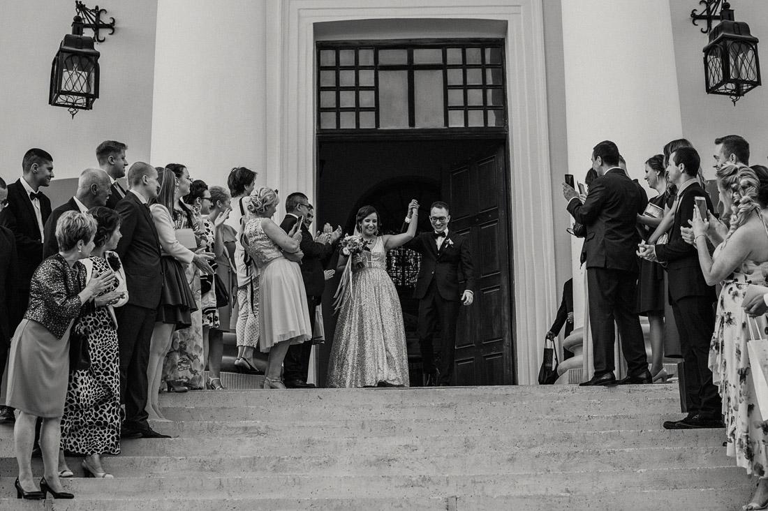 ślub w konkatedrze
