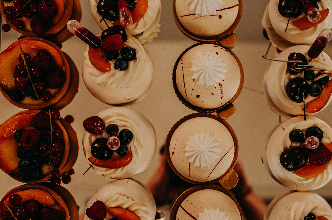 słodki bufet na wesele