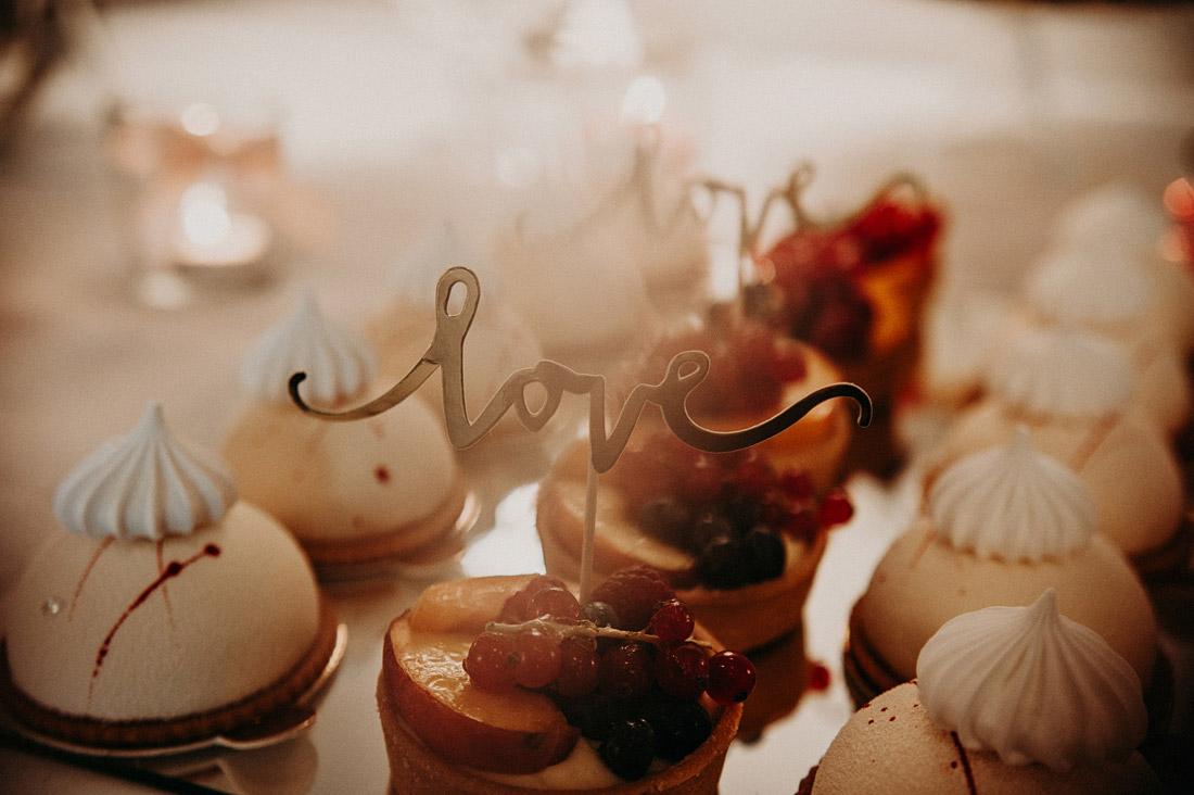 słodkości na ślub